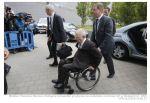 Praca na wózku - Minister Finansów Niemiec